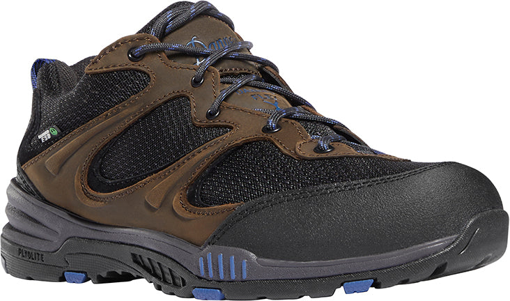 Springfield Low ESD Composite Toe - Brown / Black / Blue