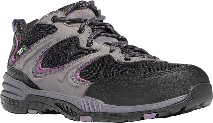 Springfield ESD Composite Toe - Gray / Purple / Black