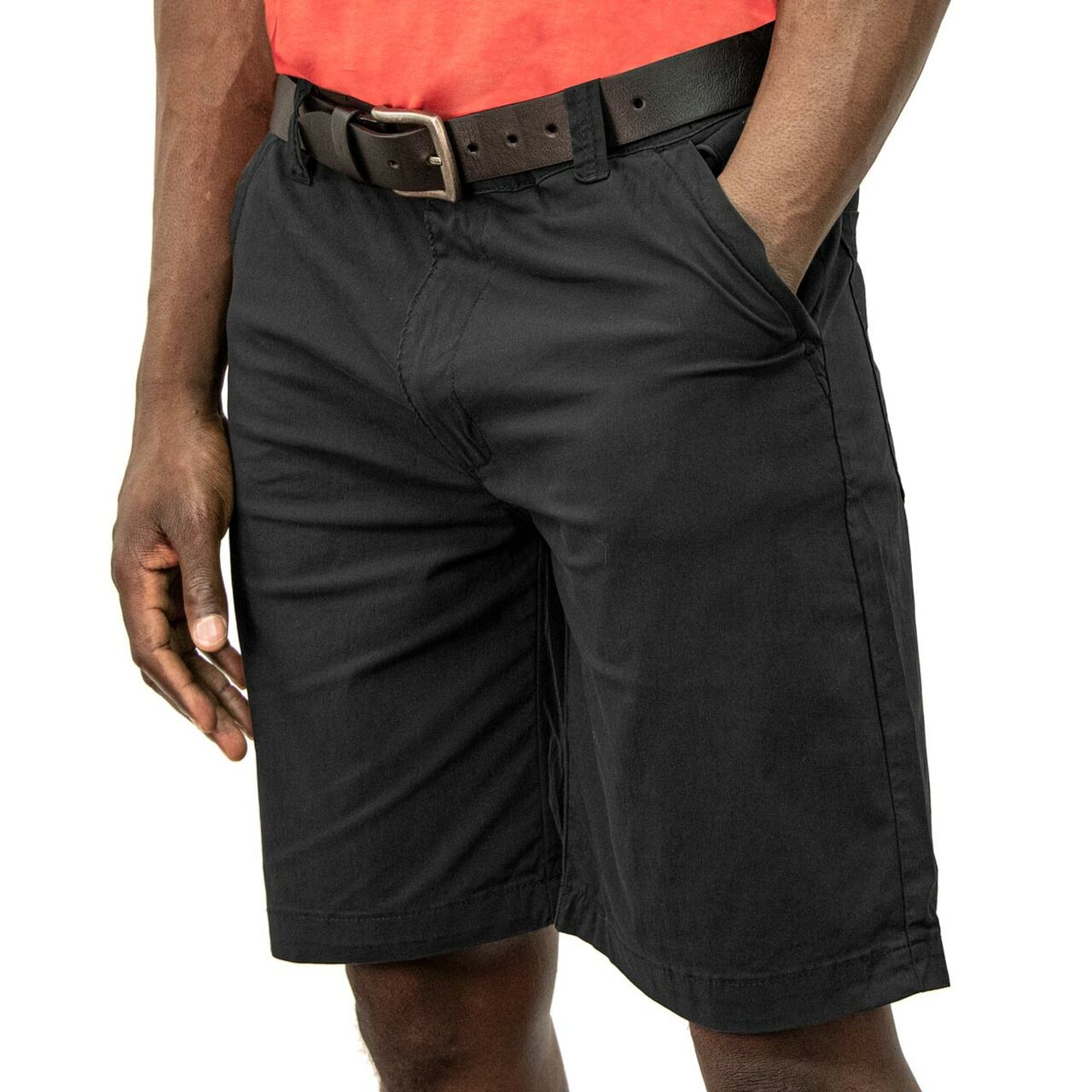 'KEY' Men's Adventure Short - Black