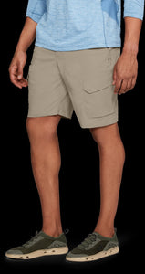 'Under Armour' 1304649 299 - Fish Hunter Cargo Shorts - City Khaki