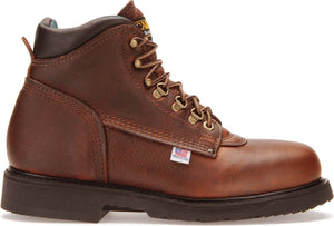 "'Carolina' Men's 6"" Sarge Lo EH - Brown"