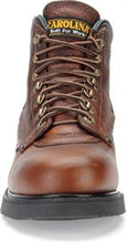 "6"" Sarge Lo Steel Toe - Amber Gold Brown"