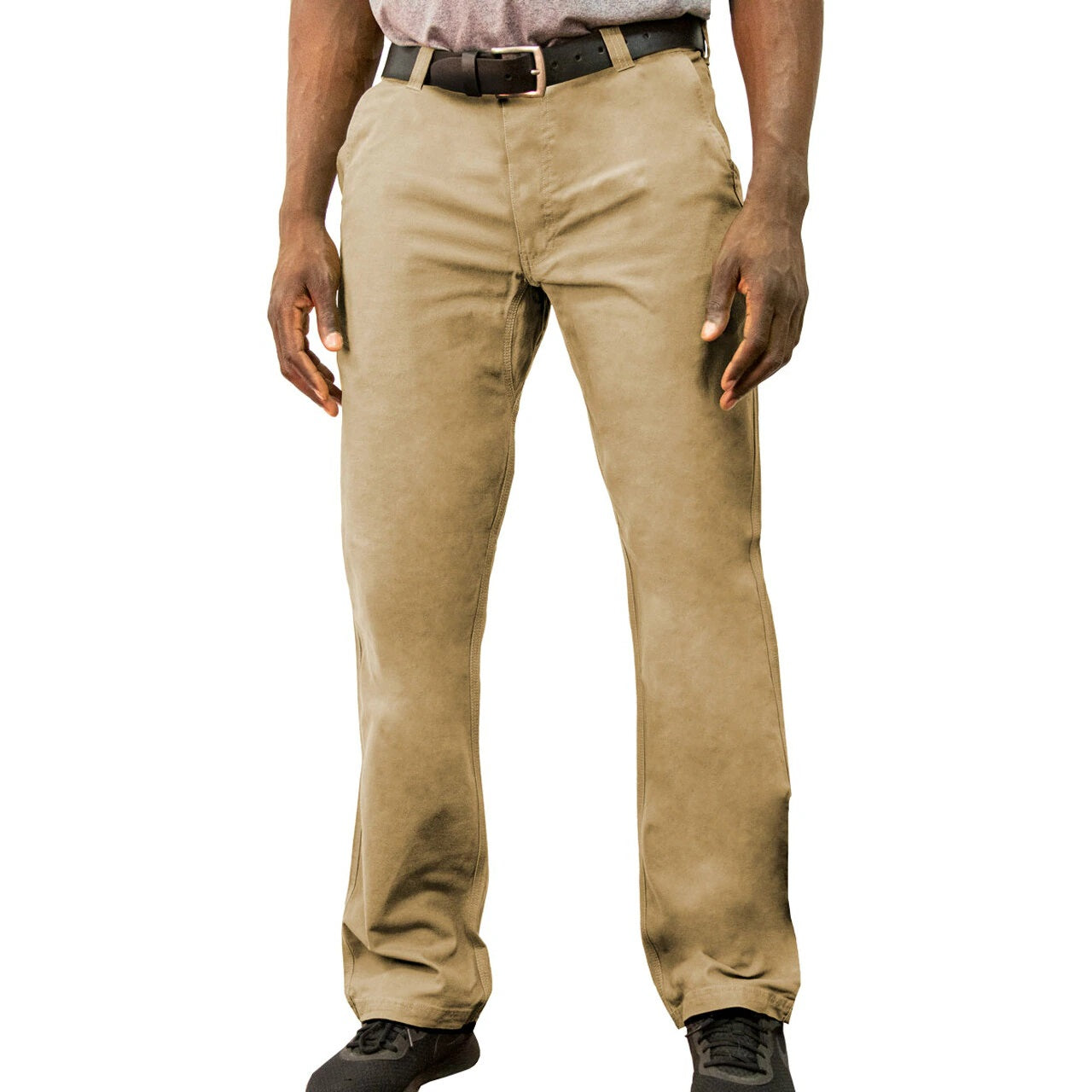 'KEY' Men's Bowman Flex Pant - Khaki