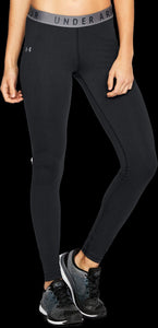 'Under Armour' 1311710 001 - Favorite Leggings - Black / Graphite