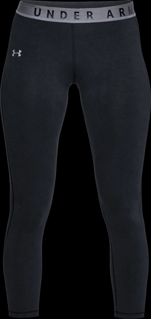 'Under Armour' 1316142 001- Favorite Crop Leggings - Black