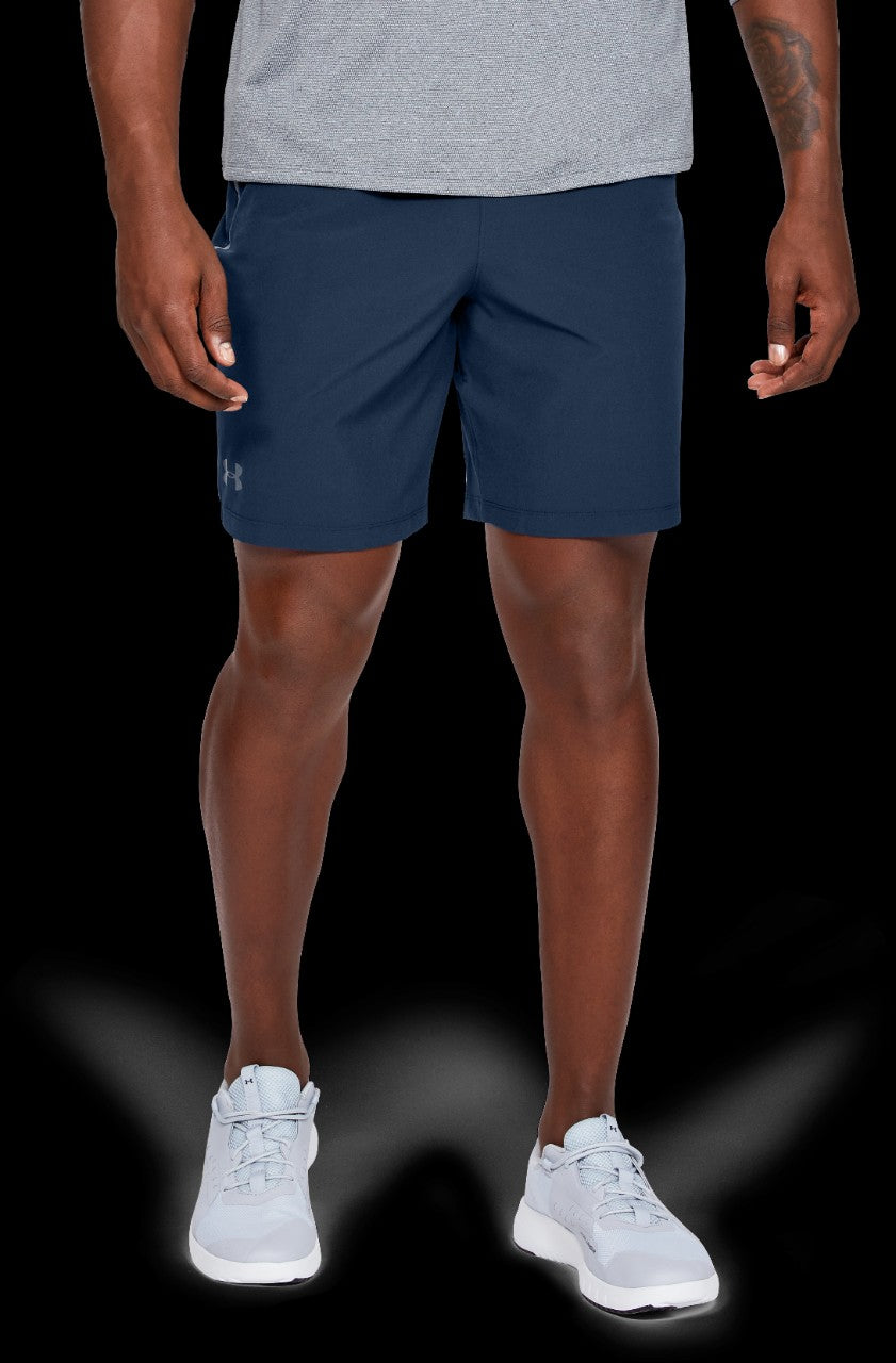 'Under Armour' 1327676 409 - Qualifier WG Performance Shorts - Academy