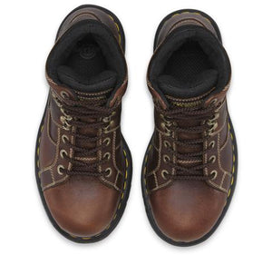 "'Dr. Martens' R12721200 -  6"" Ironbridge Leather Steel Toe EH & WP - Brown -"
