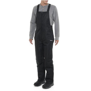 "'Arctix' Men's Essential Insulated Bib 32"" - Black"