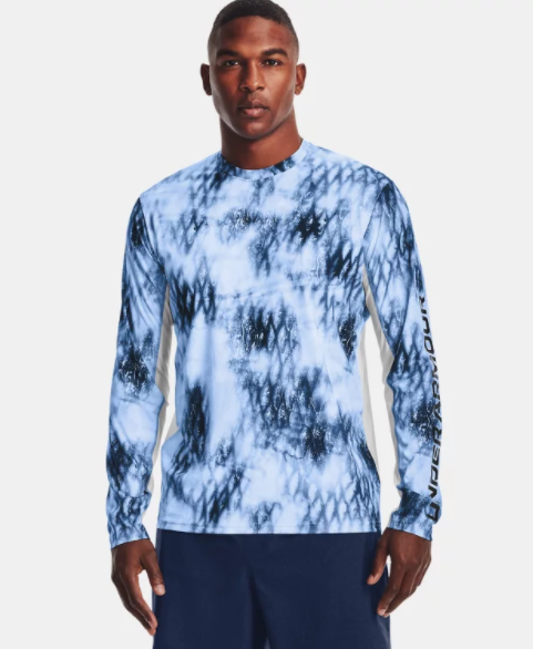 'Under Armour' Men's Iso-Chill Shorebreak - Carolina Blue