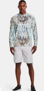 'Under Armour' Men's Iso-Chill Shorebreak Camo Hoodie - Realtree