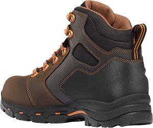 Vicious Waterproof Composite Toe Hiker - Brown / Orange