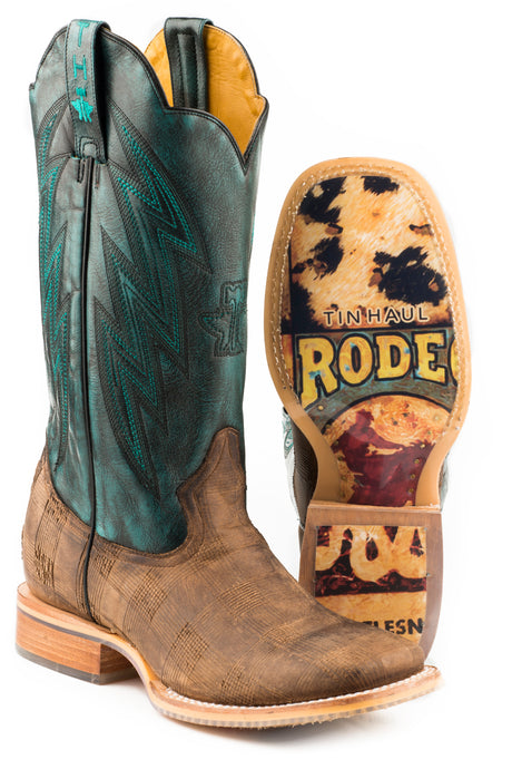 Guy's Lock N' Bolt Rodeo - Blue / Teal / Tan