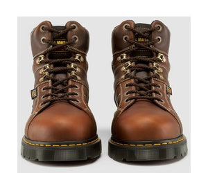 "Ironbridge 6"" Internal Met Guard Boot - Dark Brown"