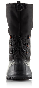 'Sorel' Men's Glacier™ XT Boot - Black / Red Quartz