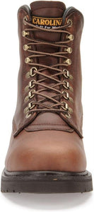 "8"" Sarge Hi Steel Toe EH - Brown"