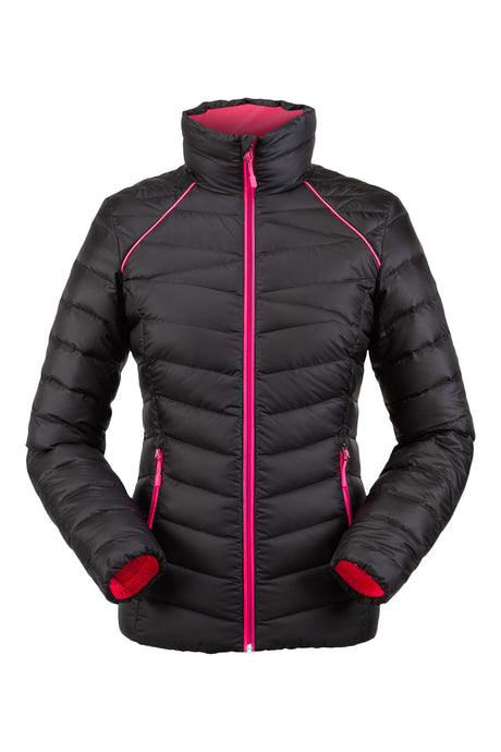 'Spyder' 194030 001 - Women's Timeless Down Jacket - Black