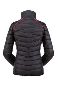 'Spyder' Women's Timeless Down Jacket - Black
