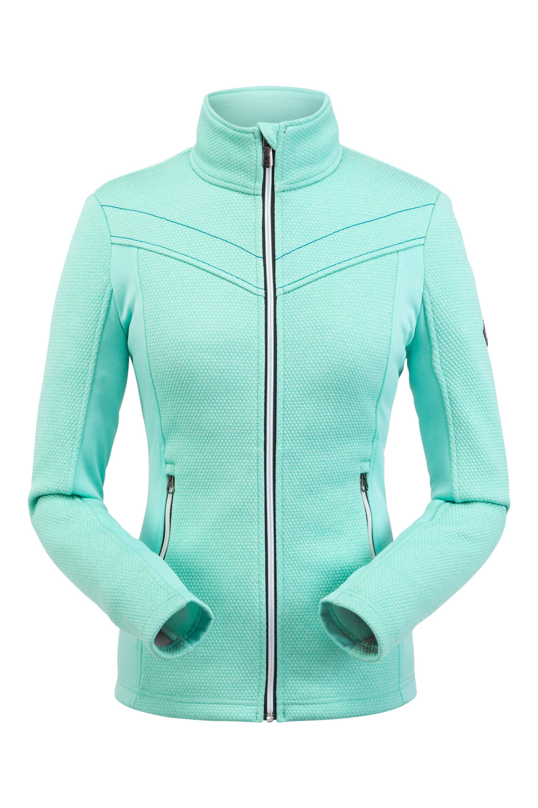 'Spyder' 194068-349 - Women's Active Sports Encore Fleece Jacket - Vintage