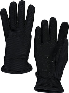 'Spyder' Men's Encore Gloves - Black