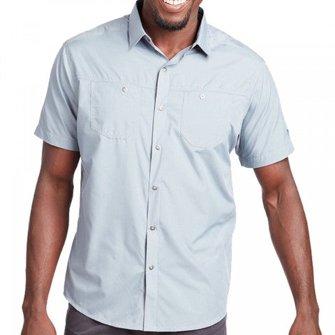 7276 - 'Kuhl' Stealth Short Sleeve - Alpine Lake