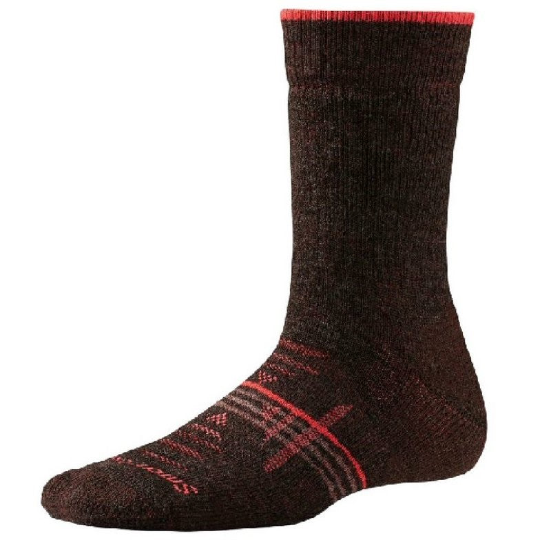 PhD Outdoor Heavy Crew Sock - Charcoal