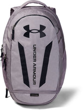 'Under Armour' Hustle 5.0 Backpack - Slate / Purple / Black
