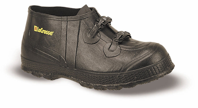 266100 2 Buckle Overshoe - Black