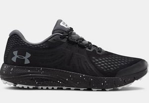 'Under Armour' Men's Charged Bandit Trail - Black / Grey