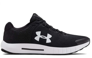 'Under Armour' Men's Micro G® Pursuit BP - Black / White
