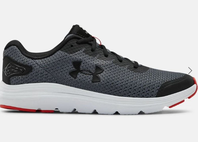 'Under Armour' Men's Surge 2 - Grey / Black