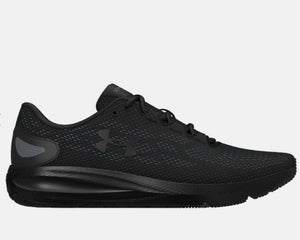 'Under Armour' Women's Charged Pursuit 2 - Black / Black