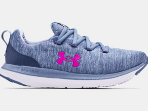 'Under Armour' Women's Charged Impulse - Washed Blue