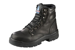 "'Steel Blue' 310952 - Argyle 6"" Soft Toe ESD Boot - Black"