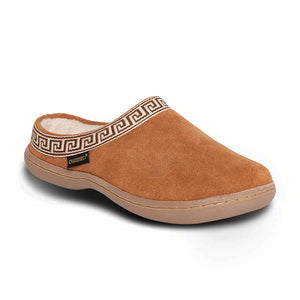 'Old Friend Footwear' Women's Emma Slipper - Tan