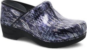 'Dansko' Women's XP 2.0 Slip On - Navy Ikat Patent