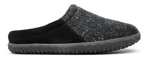 'Minnetonka' Women's Tahoe Slipper - Black