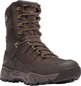 "'Danner' Men's 8"" Vital WP Hunting Boot - Brown"