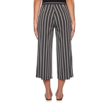 'Ruby Rd' Tribes Vibes Knit Pant - Black / White