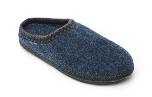 'Minnetonka' 44014 - Women's Winslet Slipper - Navy