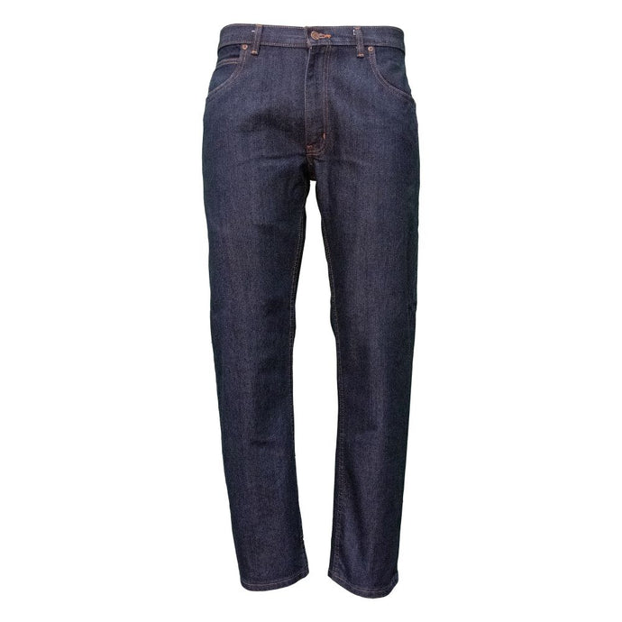 'KEY' Men's Flex Denim 5 Pocket - Dark Wash