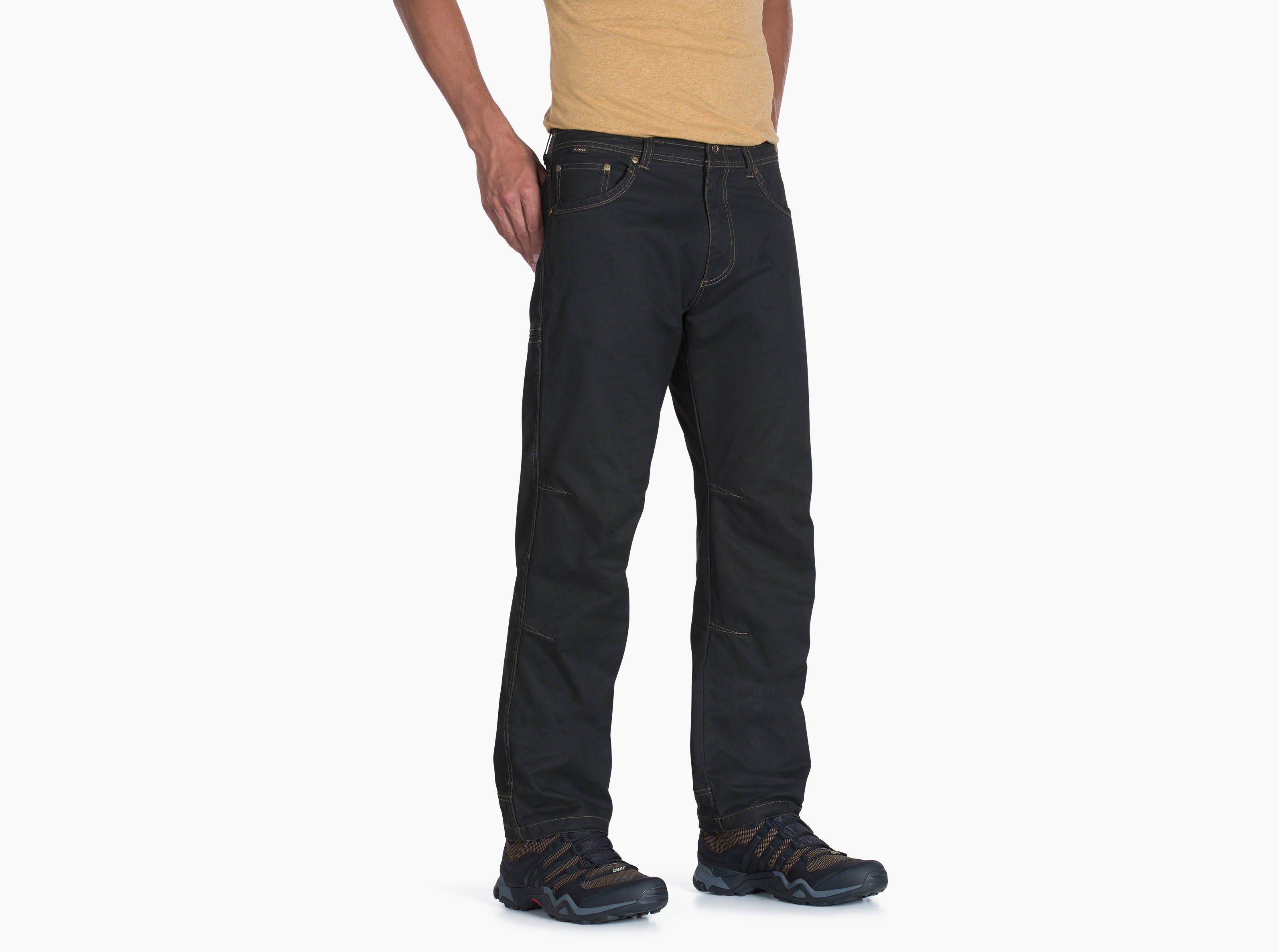 'Kuhl' Men's Hot Rydr Lined Pants - Espresso