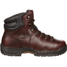 "'Rocky' Men's 6"" MobiLite WP Steel Toe - Dark Brown"