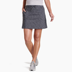 6315 - 'Kuhl' Harmony Skort - Dark Heather