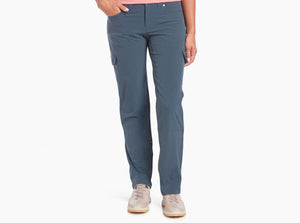 'Kuhl' Women's FREEFLEX™ Roll-Up Pant - Rainstorm
