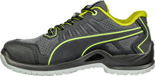 Fuse TC Low ESD Steel Toe - Black / Lime Green