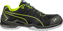 Fuse TC Low Composite Toe - Black / Neon Green