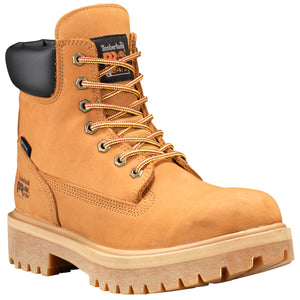 "Direct Attach 6"" Soft Toe - Wheat Nubuck"