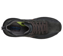 'Skechers' Men's Expended Manden Lace Up - Charcoal