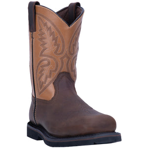 "'Laredo' Men's 11"" Dax EH Steel Toe - Brown"