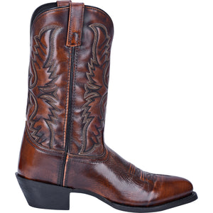 "'Laredo' Men's 12"" Birchwood Western Round Toe - Brown / Oryx"